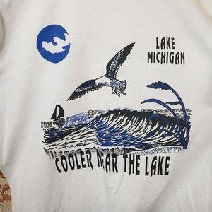 Lake Michigan Best by FotL SS VTG Adu L
